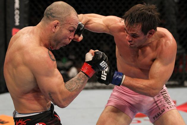 Wanderlei Silva vs. Rich Franklin Results: Can Franklin Contend at 185?