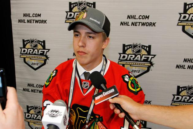 NHL Draft 2012 Results: What This Means for the Future of the Chicago Blackhawks
