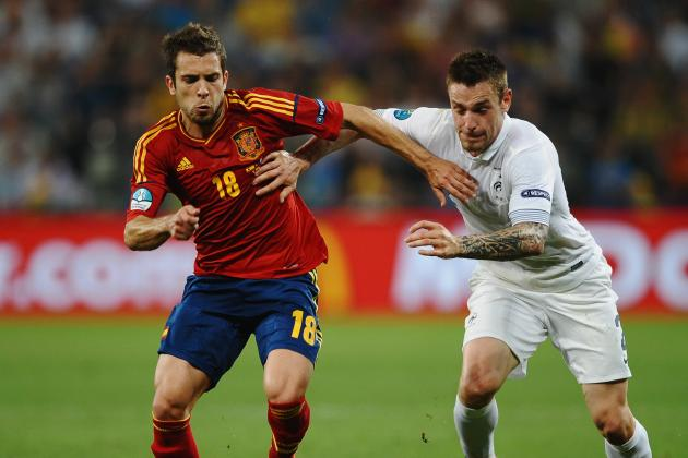 Portugal vs. Spain: Complete Tactical Guide to Euro 2012 Semifinal 1