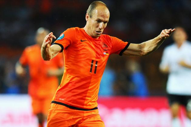 Anonymous Player: We Were Happy That Robben Missed Champ League Penalty