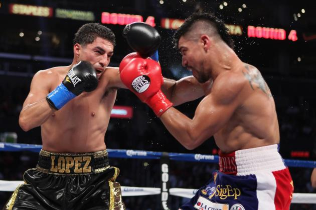 Victor Ortiz Suffers Broken Jaw During Loss to Josesito ...