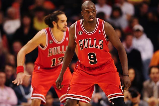 NBA Draft Rumors: Bulls Reportedly Interested in Moving Joakim Noah or Luol Deng