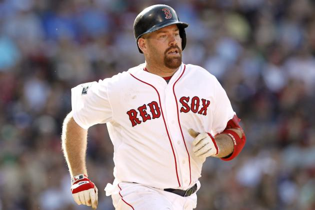 MLB Trade Rumors: Kevin Youkilis in Today's Lineup Despite Trade Talks