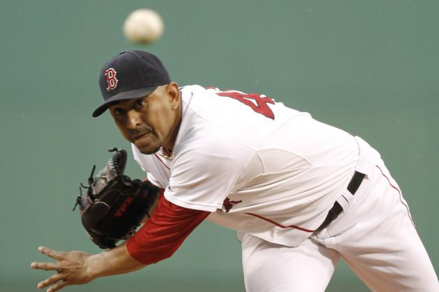 Boston Red Sox: Should Red Sox Convert Franklin Morales into a Starter?