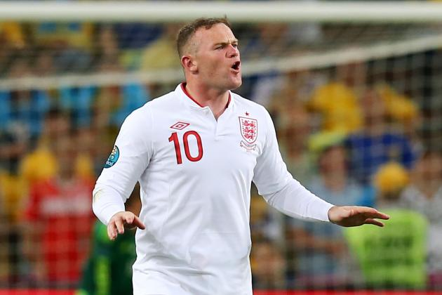 Wayne Rooney: Maligned Striker Must Lead England Past Italy