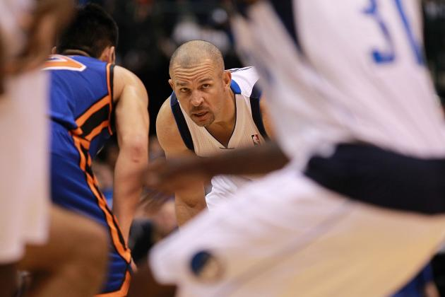 Jason Kidd Now a No-Brainer for the New York Knicks