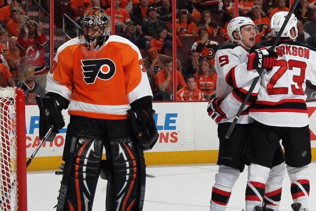 NHL Draft 2012: Will Flyers Trade of Bobrovsky Increase Bryzgalov's Confidence?