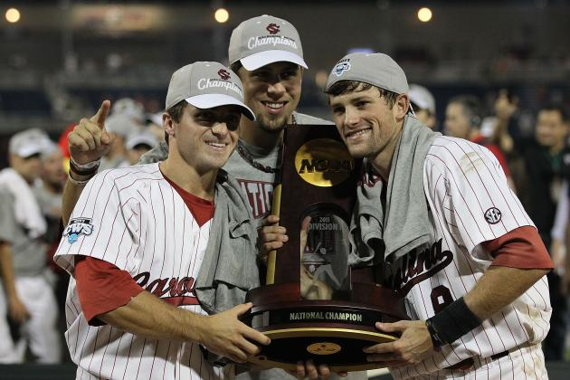 College World Series Finals 2012: South Carolina Will Make History vs. Arizona