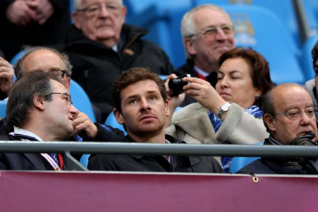 Tottenham: Andre Villas-Boas Close to Agreement to Be Named New Spurs Manager