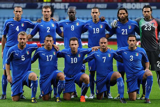 England vs. Italy: Players Who Will Send Azzurri Flying Past Three Lions