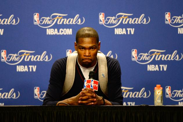 NBA Finals 2012: Adjustments OKC Thunder Must Make to Return in 2013