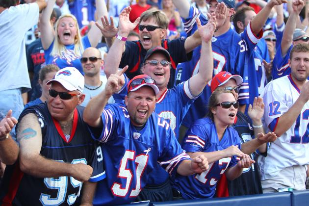 NFL 2012: Deep Thoughts with an Average Buffalo Bills Fan