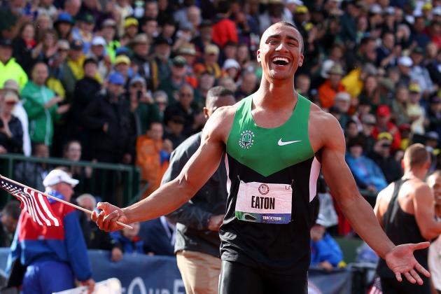 London 2012: World-Record Decathlete Ashton Eaton Should Be New Face of US Track