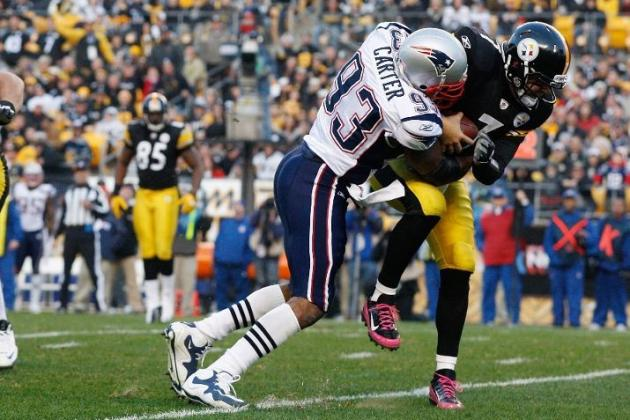 New England Patriots: Andre Carter Return Talks Heating Up