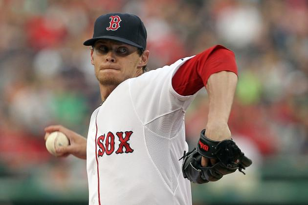 Report: Red Sox Starter Clay Buchholz Hospitalized, Placed on 15-Day DL