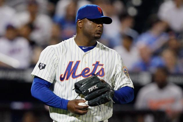 Mets Put Closer Francisco (Oblique Strain) on DL