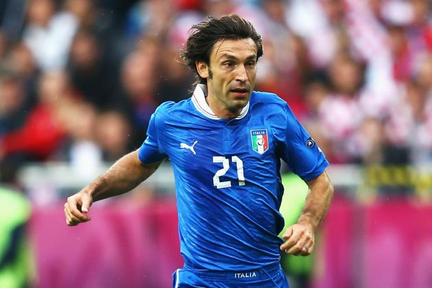 Euro 2012: Why Andrea Pirlo Is the Most Valuable Player of the Tournament