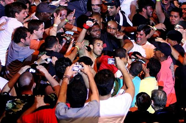 UFC 147: Are Brazilian Fans the Best in MMA?