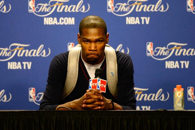 NBA Finals 2012: Moves Thunder Must Make to Get over the Top