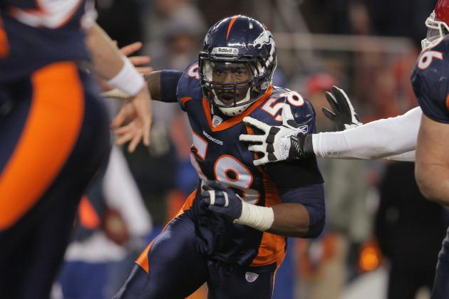 Denver Broncos' Von Miller Looking to Improve in Sophomore Season