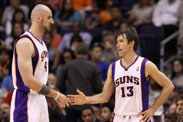 NBA Free Agency 2012: Phoenix Suns Should Save Cap Space for Next Summer