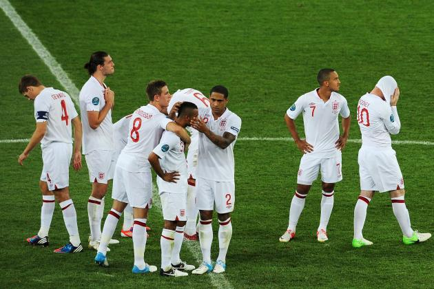 England vs. Italy Euro 2012: Why England Crashed out of Another Major Tournament