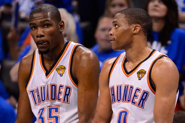 Oklahoma City Thunder: Why the Future Still Looks Bright in OKC