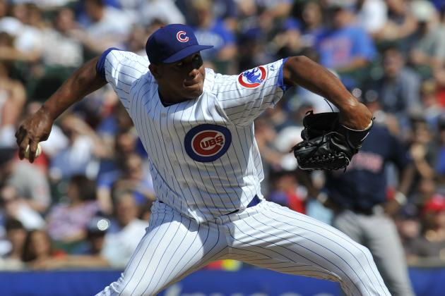MLB Trade Scenarios: Are the Chicago Cubs Auditioning Carlos Marmol for Suitors?