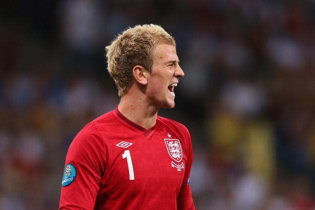 Euro 2012: Hart-Breaker: Joe 'Gutted' After England Defeat