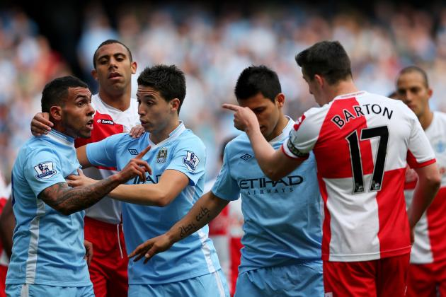 Joey Barton Apologises to Manchester City