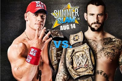 WWE: Could John Cena Defeat CM Punk for the WWE Title at SummerSlam?