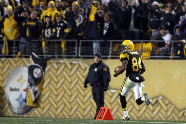 Fantasy Football 2012: Why You Must Draft Pittsburgh Steelers WR Antonio Brown