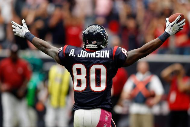 Houston Texans and the Hall of Fame: How Close Are Key Players to Canton?