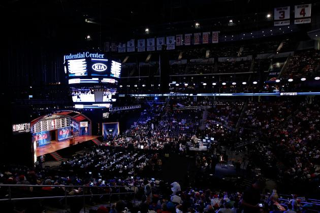 NBA Draft 2012 Schedule: TV Coverage and Live Stream Info for Epic Event