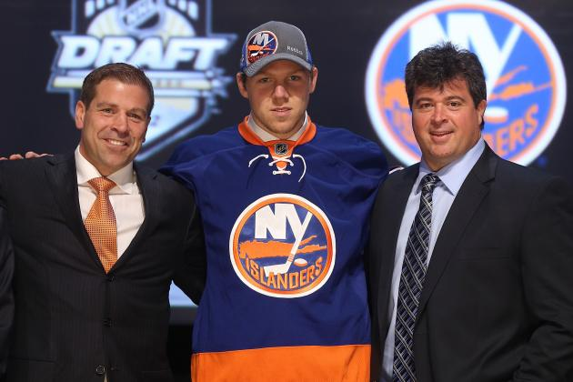2012 NHL Draft Grades: Teams That Earn Top Marks from Selections