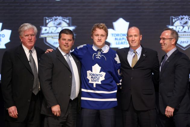 NHL Draft 2012 Results: What This Means for the Toronto Maple Leafs' Future