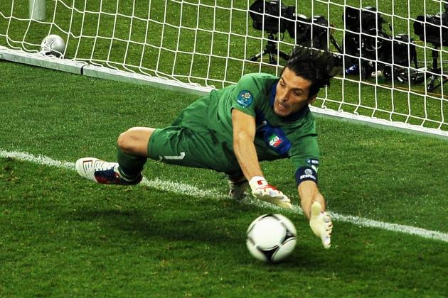Euro 2012 Scores: Biggest Heroes Who Sent Their Side to the Semifinals
