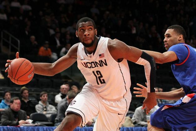 2012 NBA Draft: Andre Drummond's Strengths and Weaknesses