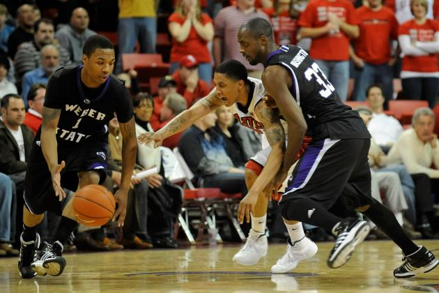 Portland Trail Blazers Must Pick Damian Lillard No. 6 in 2012 NBA Draft