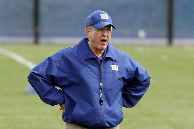 New York Giants: Breaking Down What Makes Coach Tom Coughlin Great