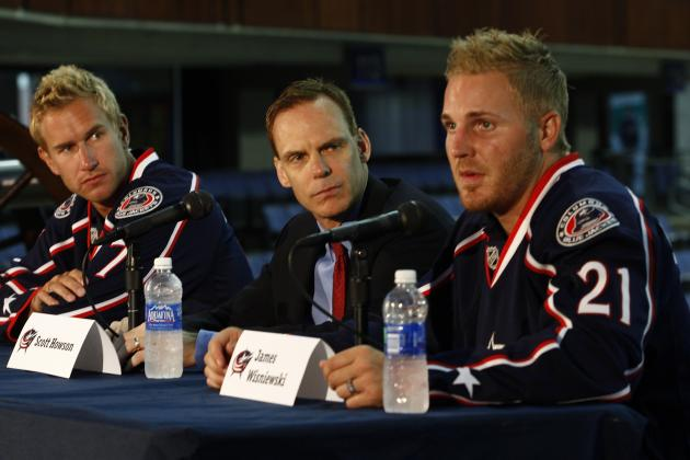 NHL Draft 2012: Columbus Blue Jackets Turned Down Draft-Day Deal from Islanders