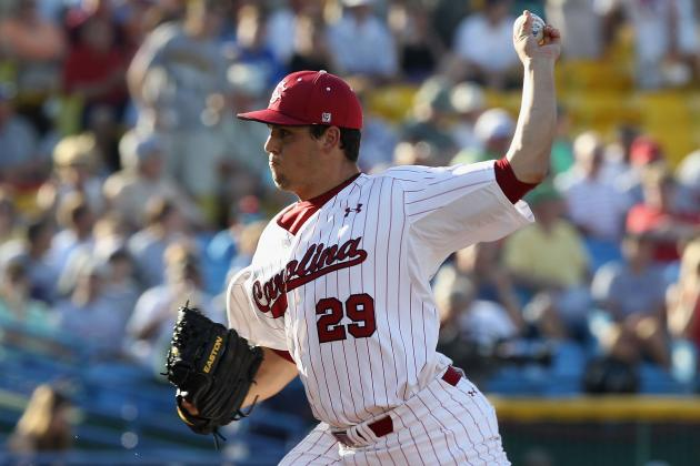 College World Series 2012: Michael Roth Will Lead South Carolina to Game 2 Win