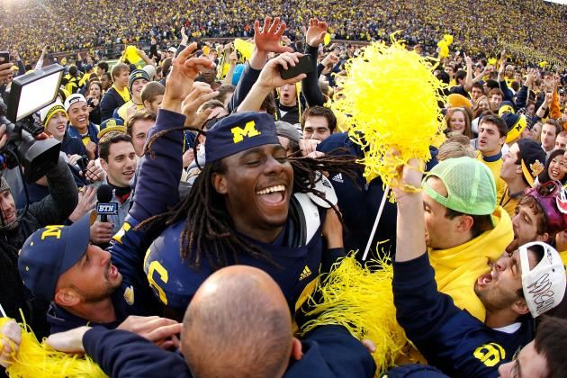 Michigan Football 2012: What Denard Robinson Needs to Do to Win Heisman Trophy