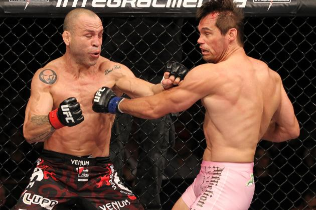 Wanderlei Silva vs Rich Franklin: Would a Trilogy Make Sense?
