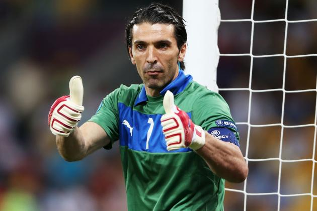 Euro 2012 Semifinals: Players to Watch in Germany vs. Italy Showdown