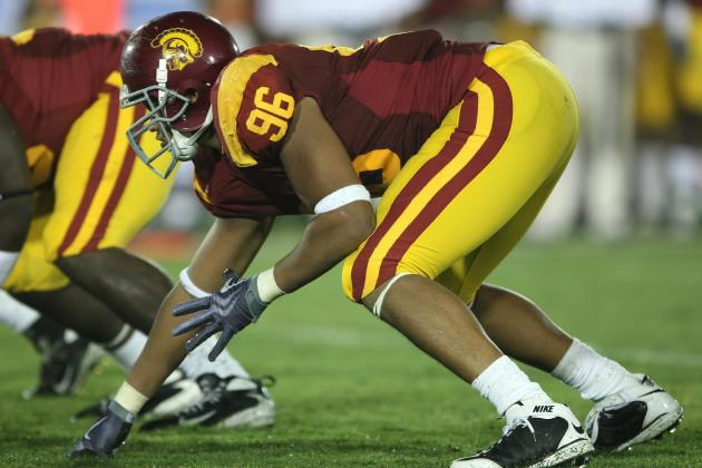 College Football 2012 Top 150 Players: No. 93 Wes Horton USC DE