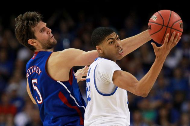 Anthony Davis: Adjustments Kentucky Star Will Have to Make in NBA