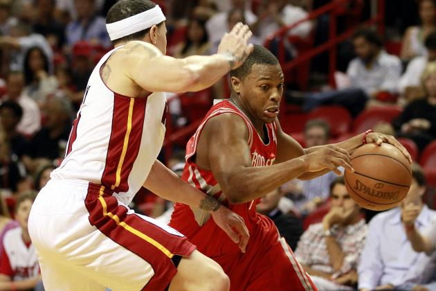 NBA Trade Rumors: Raptors & Rockets Talking Deal to Send Kyle Lowry to Toronto