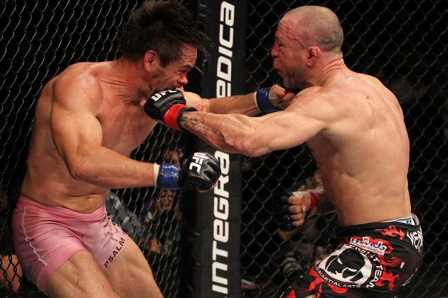 Wanderlei Silva vs. Rich Franklin Exceeded Our Expectations