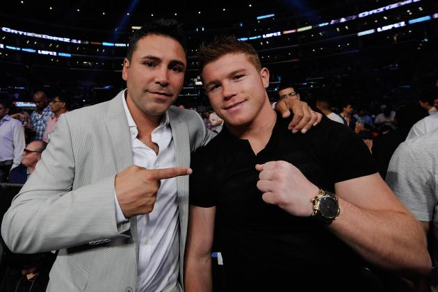 Report: Canelo Alvarez Likely to Face Austin Trout on Sept. 15 After Ortiz Loss